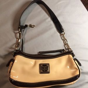 Dooney and Bourke patent leather purse